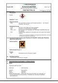 Sicherheitsdatenblatt ENZYM-PRILLS - Hedinger - Page 2