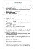Sicherheitsdatenblatt ENZYM-PRILLS - Hedinger - Page 5