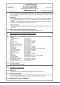 Sicherheitsdatenblatt ENZYM-PRILLS - Hedinger - Page 6