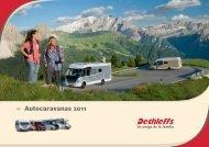 Catálogo Autocaravanas 2012 (17,0 MB) - Dethleffs