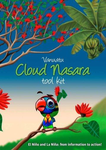 Cloud Nasara Action Handbook - Pacific Climate Change Science