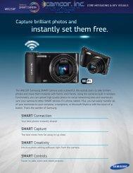 Specification Sheet - Camcor.com