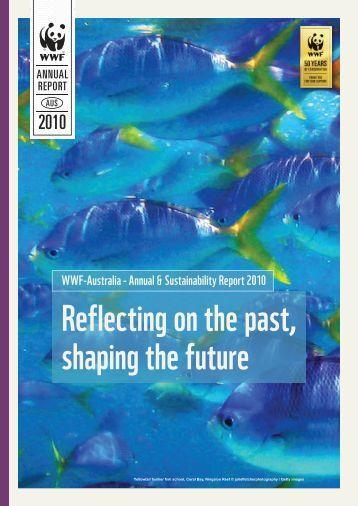 WWF-Australia Annual Report 2010