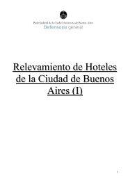 Relevamiento de hoteles familiares y pensiones - Página ...