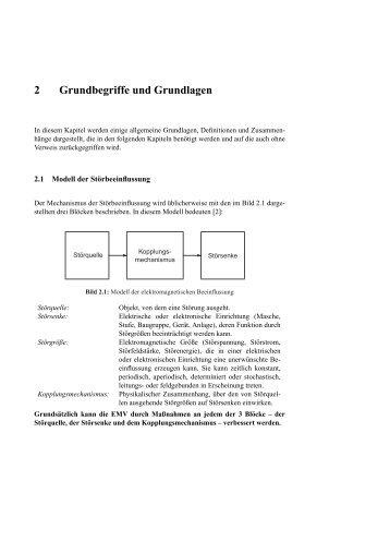 2 Grundbegriffe und Grundlagen