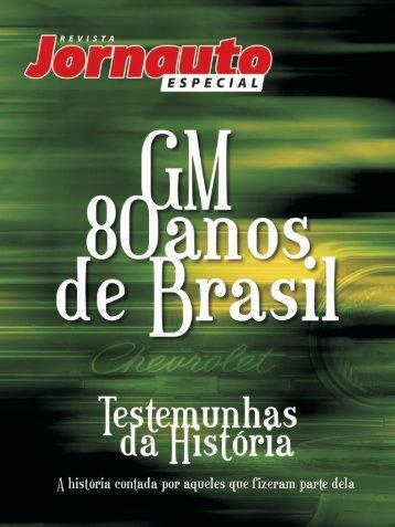 Orgulho de ser Chevrolet - Revista Jornauto