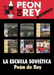 Peón de Rey electrónico - La Escuela Soviética por el ... - Ajedrez 21