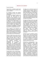 Resumen Nº 42 ENERO 2012 / Semana 3 - Fepsu.es