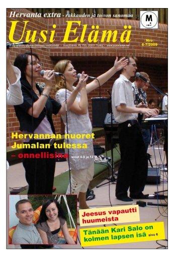Uusi Elämä Nro 6-7/2009