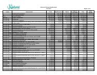 Informe Pasivos Municipal Junio 2013 - Municipalidad de Vitacura