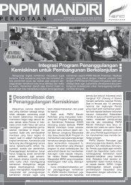 Lo Media Buletin 2.indd - P2KP