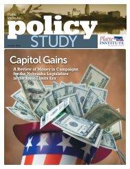 Capitol Gains - Nebraska Radio Network