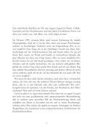 Eine katholische Kindheit um '68, eine magere Jugend in Mainz ...