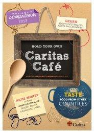 Carits Cafe_FAv2.indd - Caritas Australia