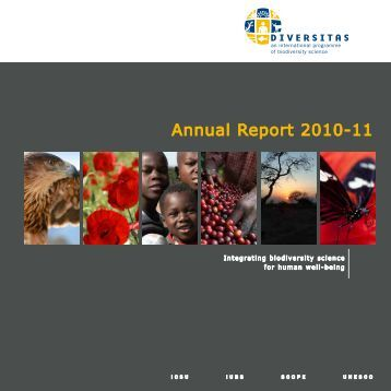 Annual Report 2010-11 - Global Invasive Species Programme - GISP