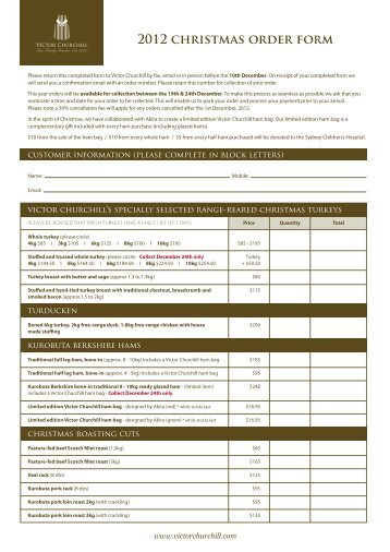 2012 Virtual Seminar And/Or Cd-Rom Order Form - Ppp