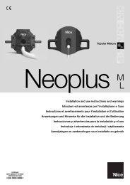 Neoplus M-L 89.051 rev00 - Nice-service.com