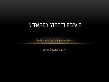 Mark Jones - Infrared Road Treatments