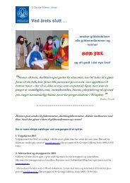 Nr 3 - 2012 - St. Georgs Gildene i Norge