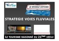 STRATEGIE VOIES FLUVIALES - Atout France
