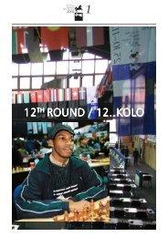 1 12TH ROUND / 12. K ROUND / 12. KOLO