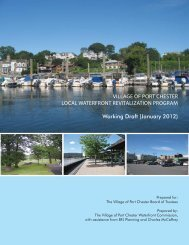 LWRP Working Draft 01-2012.pdf - Village of Port Chester