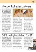 ST-Nytt nr. 8, 2012 - Sykehuset Telemark - Page 7
