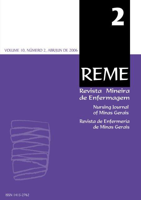 versão completa em PDF - Escola de Enfermagem - UFMG