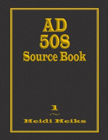 3 Clovis takes his Crown in the Year AD 508 - The Source by Heidi ...