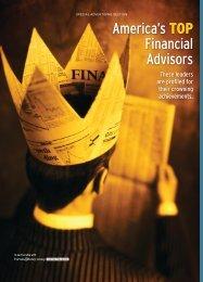 America's TOp Financial Advisors - Wealth Management