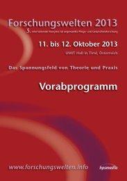 Programm PDF