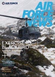 exercise blackbird - Royal New Zealand Air Force