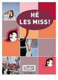 He les miss! - HIV/AIDS Clearinghouse