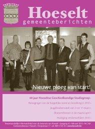 [2013] hoeselt - gemeenteberichten 249 februari.indd - Hoeselt.Be