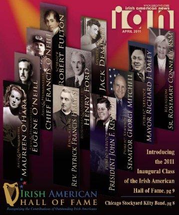 April 2011 - Irish American News