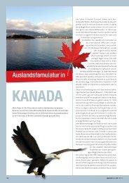 Auslandsfamulatur in Kanada - zahniportal.de