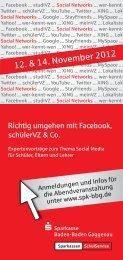 Informationen zu den Veranstaltungen - Sparkasse Baden-Baden ...