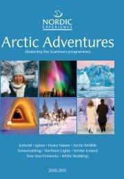 arctic adventures swedish lapland - Nordic Experience