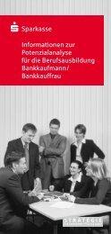 Informationen zur Potenzialanalyse für die Berufsausbildung ...