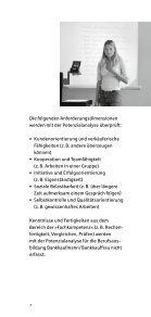 Informationen zur Potenzialanalyse für die Berufsausbildung ... - Seite 7