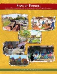 Stories of Philanthropic Leadership in Advancing Regional and ...
