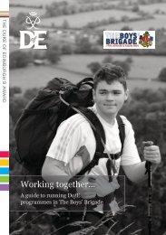 download - The Boys' Brigade