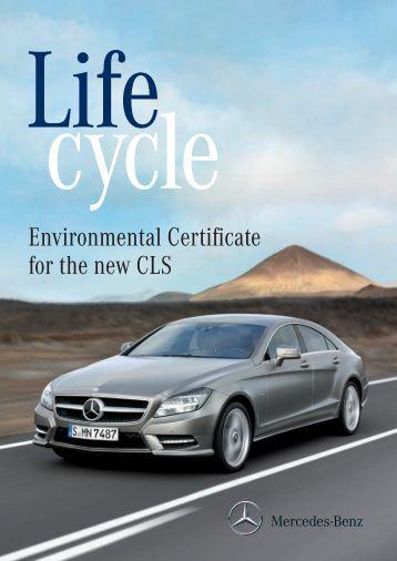 Life Cycle - Daimler