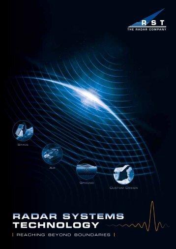 RADAR SYSTEMS TECHNOLOGY - RST