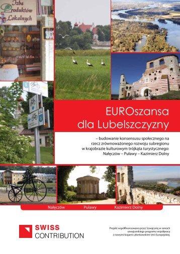 EUROszansa dla Lubelszczyzny - LGD Zielony Pierścień
