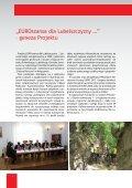 EUROszansa dla Lubelszczyzny - LGD Zielony Pierścień - Page 4
