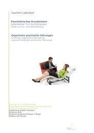 Organische, psychische Störungen - Letschert und Walz