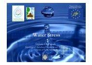 WATER STRESS VEGETABLES_PART I _CROP ... - Sustgreenhouse