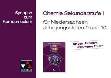 Chemie Sekundarstufe I