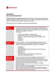 Umzugsservice Muster Internet - Sparkasse Aschaffenburg-Alzenau